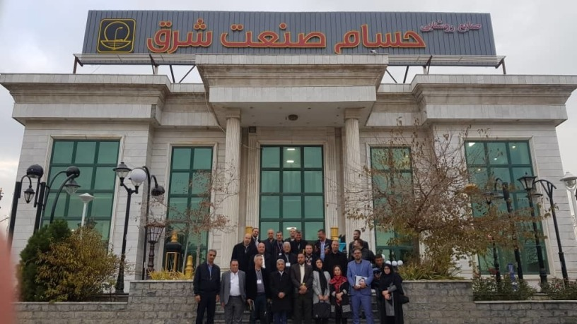 همایش بین المللی تجار سوریه- مشهد- 2019