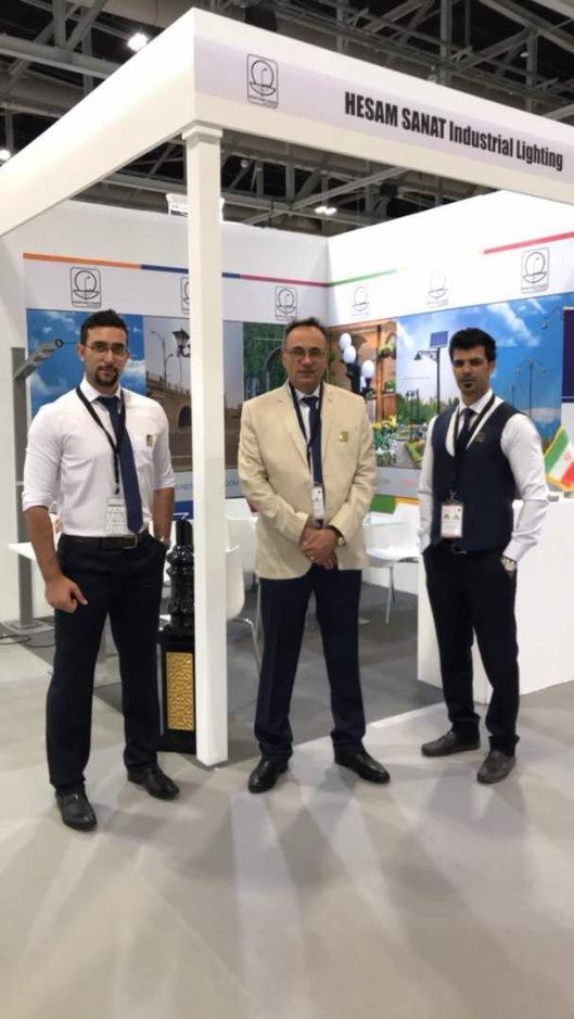 نمایشگاه اینفرا عمان-مسقط 2017