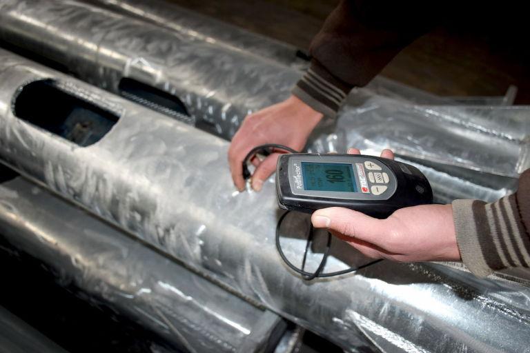 دستگاه ضخامت سنج پوشش های صنعتی