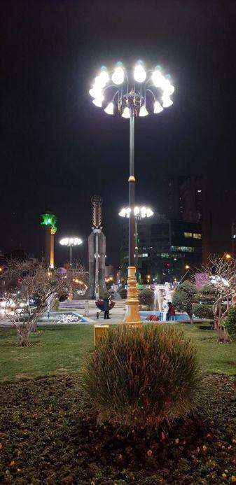 تهران- میدان فاطمی